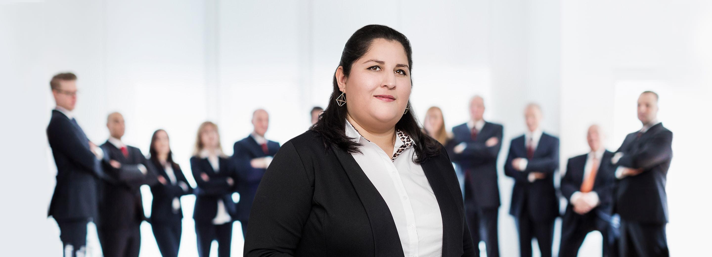 Teambild Mariana Farinango